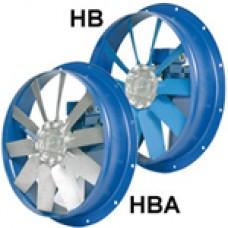 HB 63 T6 1/2 Ventilator Axial evacuare fum