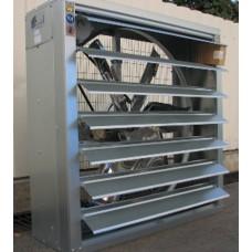 HJB 110 T4  0.75kW Ventilator Axial de perete
