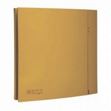 Ventilator de baie SILENT-100 CRZ GOLD DESIGN-4C